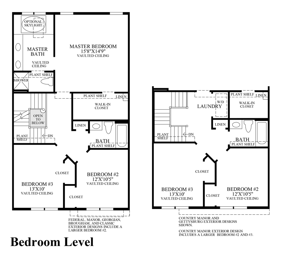 New Luxury Homes For Sale In Abingdon Md Laurel Ridge