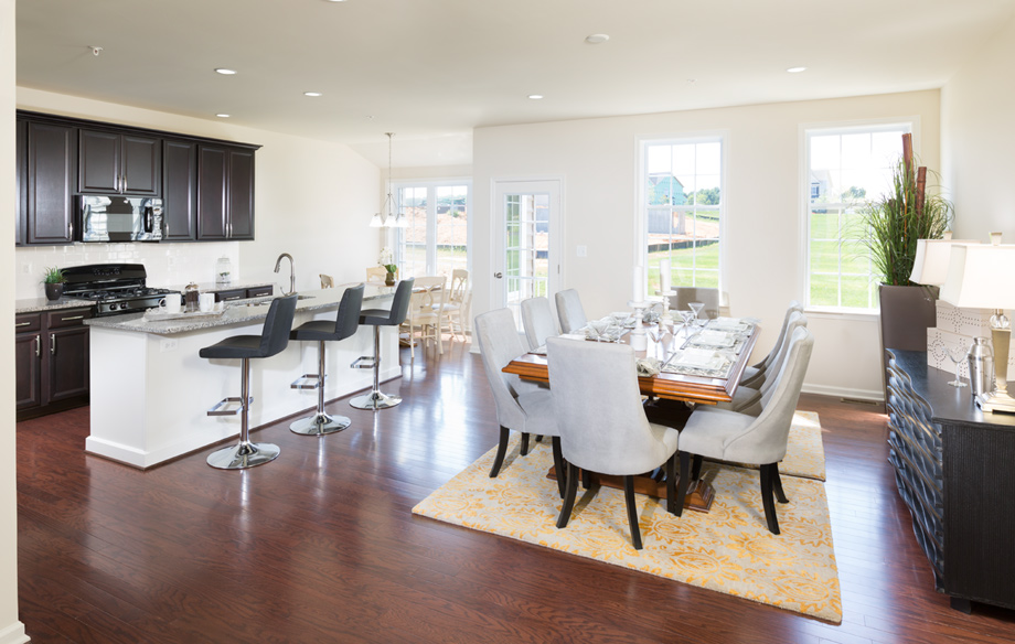 Abingdon MD Townhomes for Sale | Laurel Ridge - The Meadows