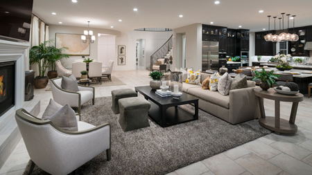 Open Plan Living