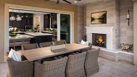 Indoor/Outdoor Living Space