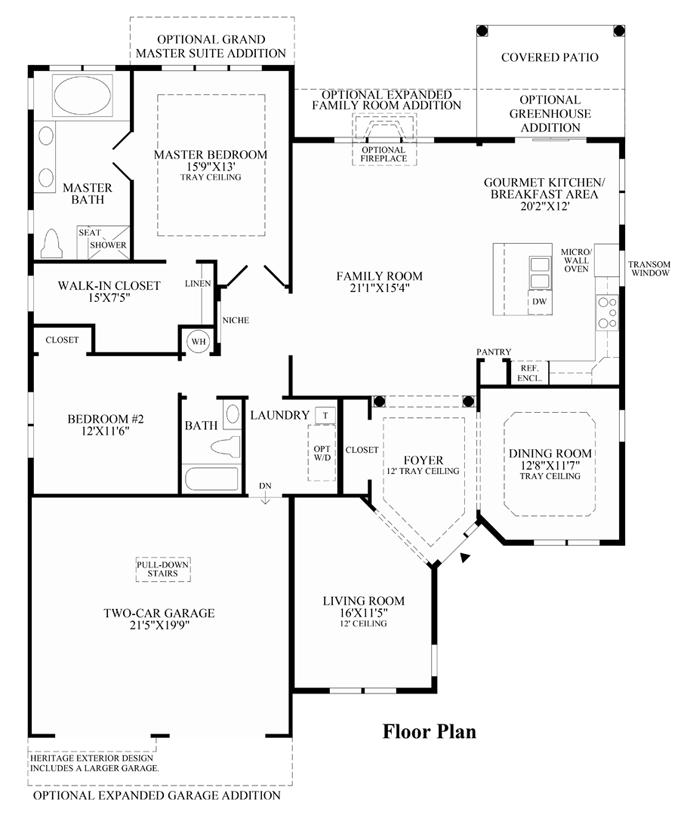 Prestwick - 1st Floor