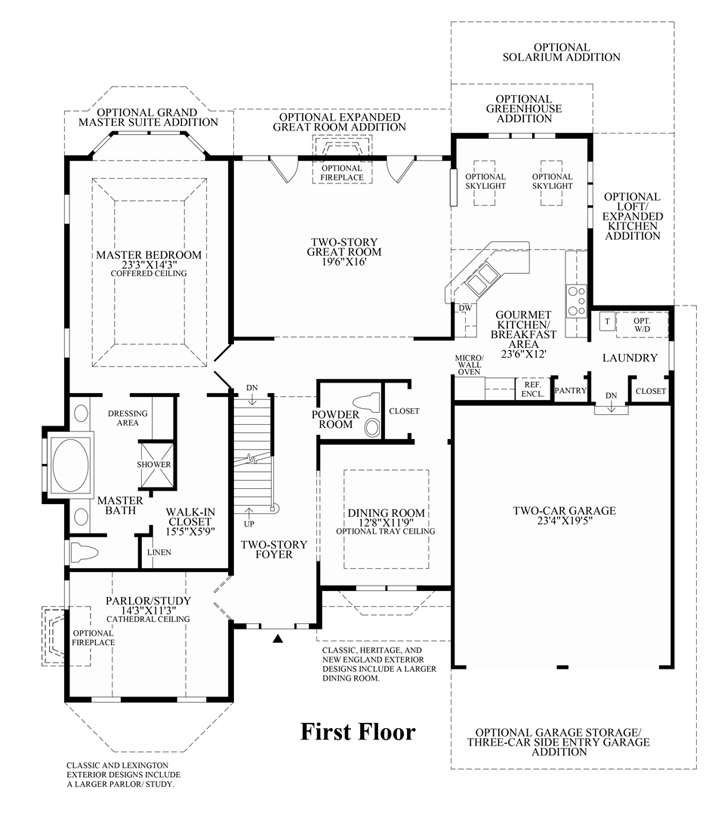 Princeton - 1st Floor