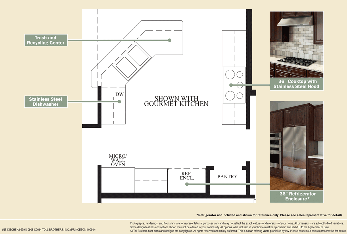 New luxury homes for sale in mount olive township nj for Design your own kitchen floor plan