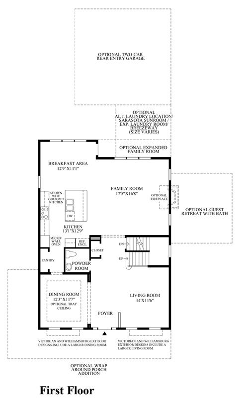 Putnam - 1st Floor