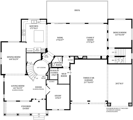 floor plans with basement stairs in middle submited images basement floor plans with stairs in middle southern