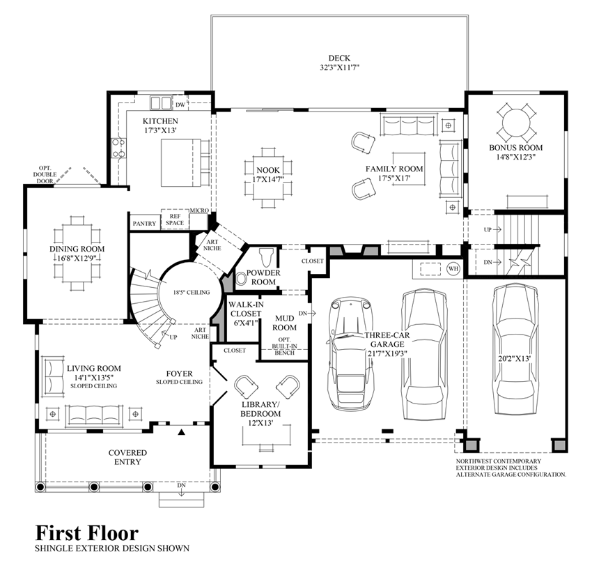 Putvin with Basement - 1st Floor