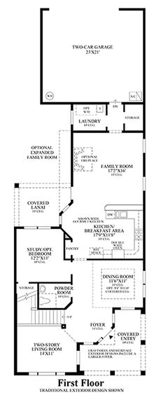 Queen Anne - 1st Floor