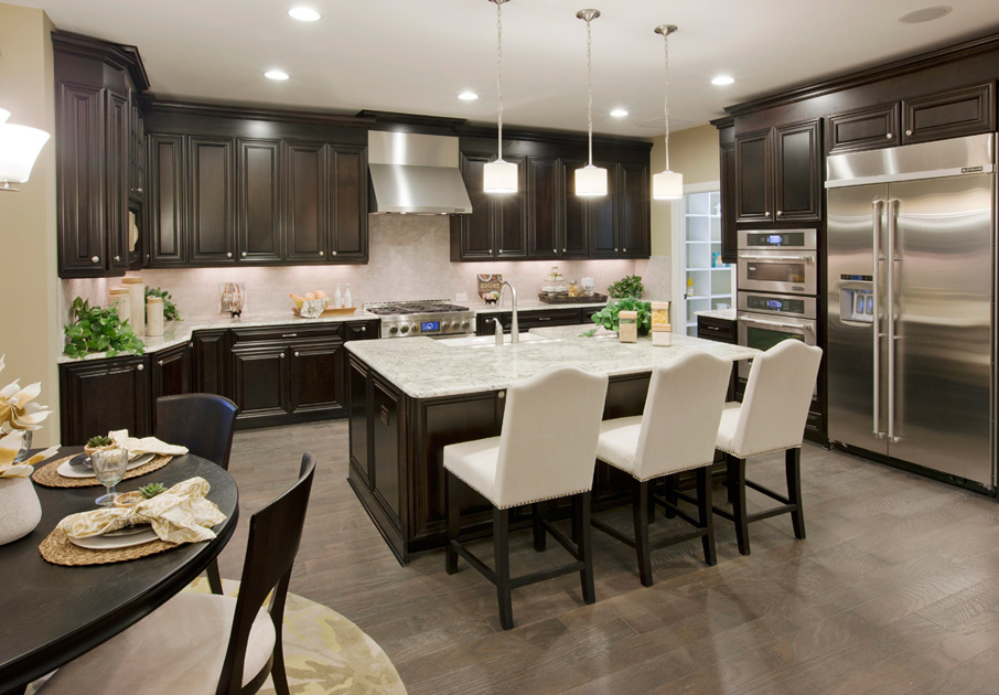 Toll Brothers Country Kitchen Package
