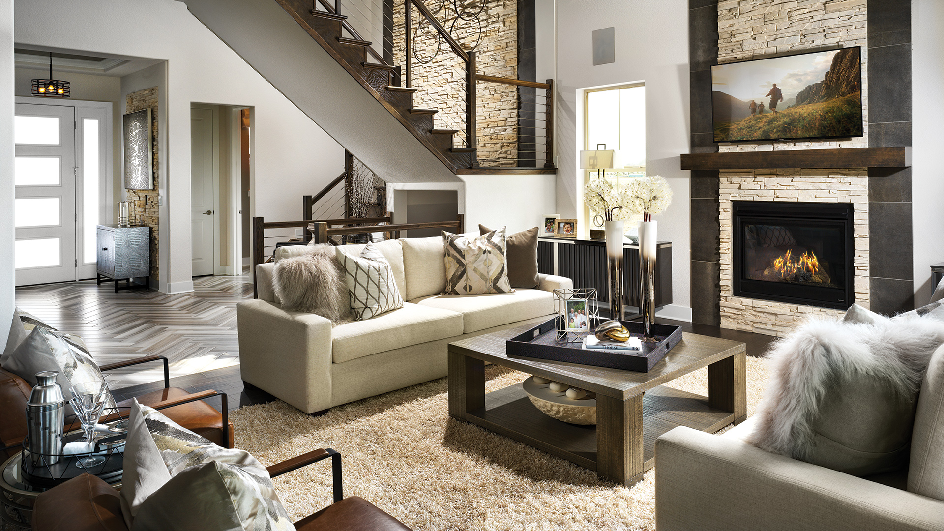 Erie Co New Homes For Sale Toll Brothers At Flatiron Meadows The