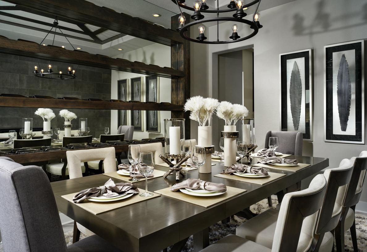 Ralston dining room
