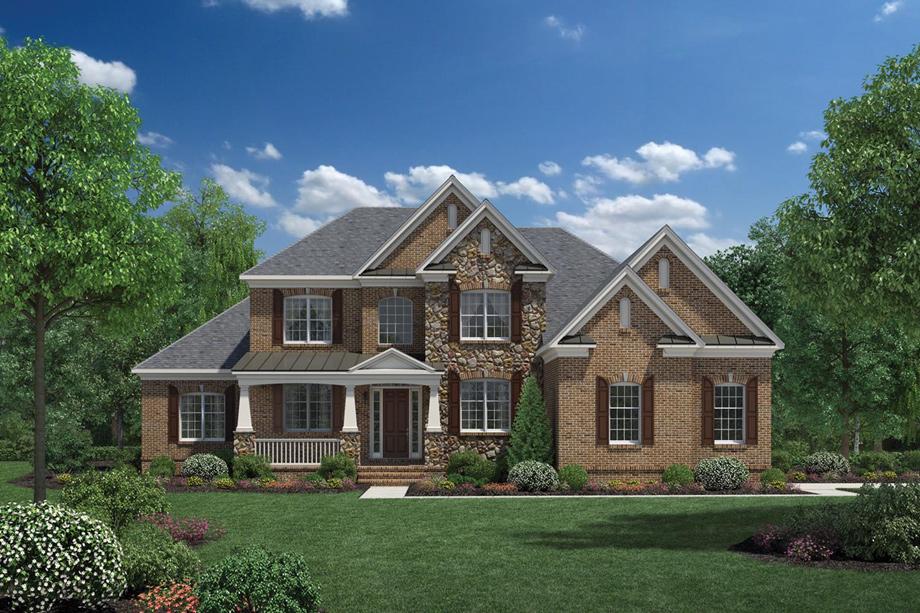 Tanglewood Hills The Raphael Home Design