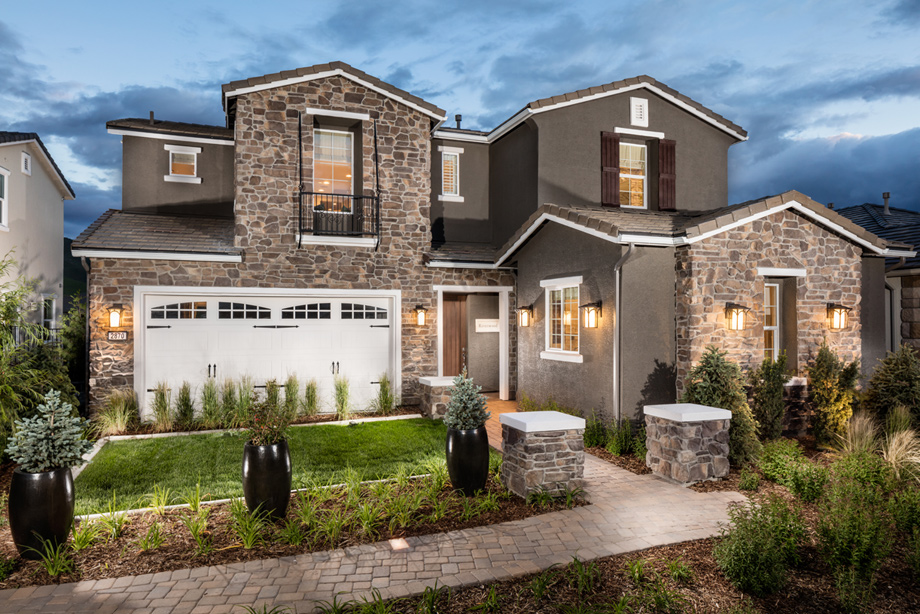 Willow bend at saddle ridge the ravenwood nv home design for Ravenwood homes