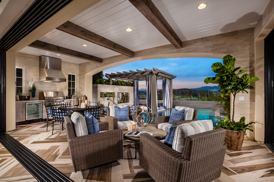 New Luxury Homes For Sale In Irvine CA Toll Brothers At