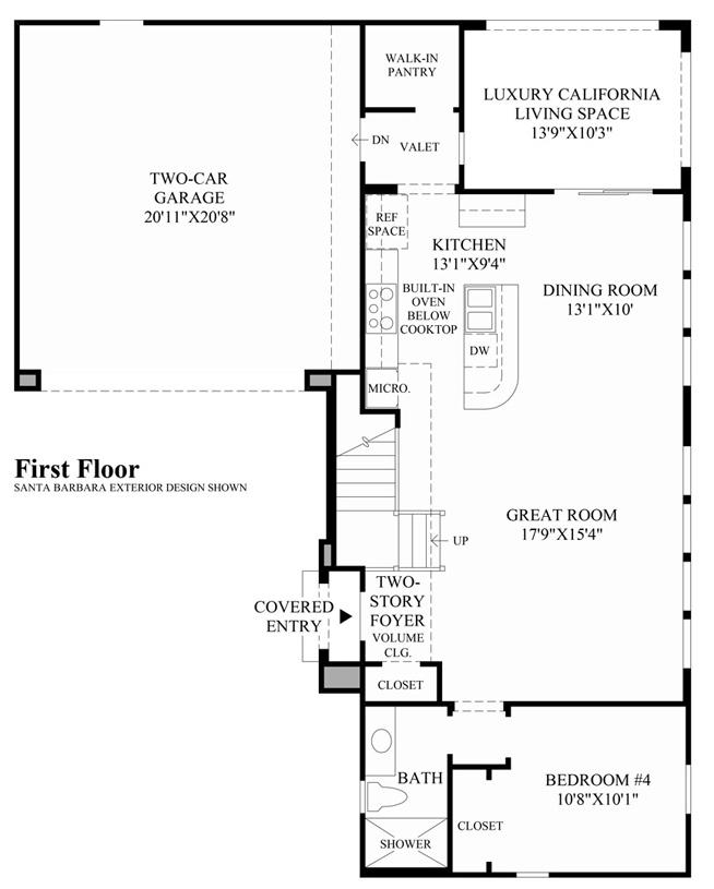 Redwood - 1st Floor