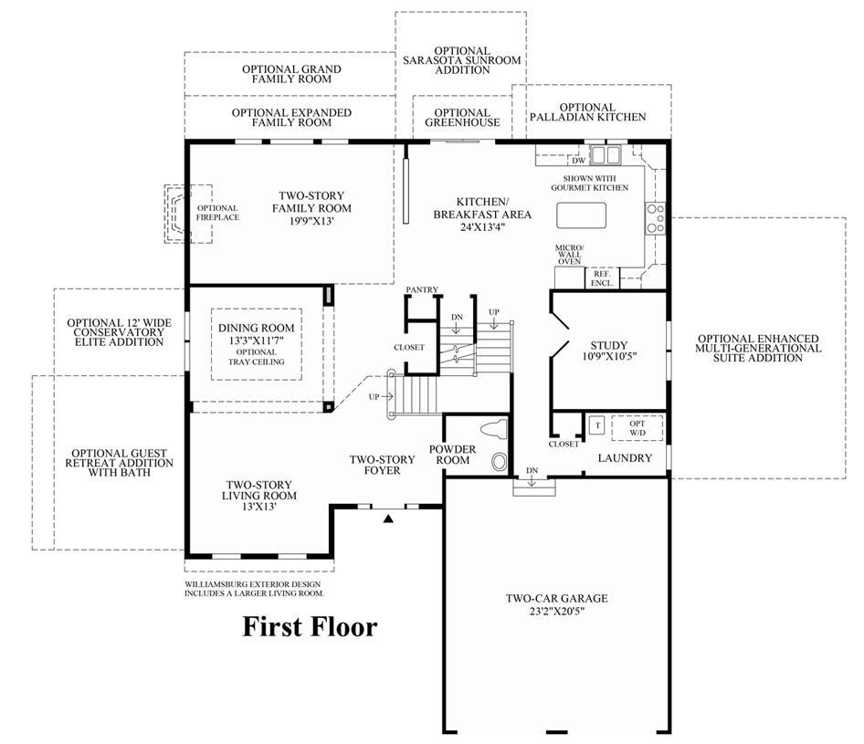 Richmond - 1st Floor