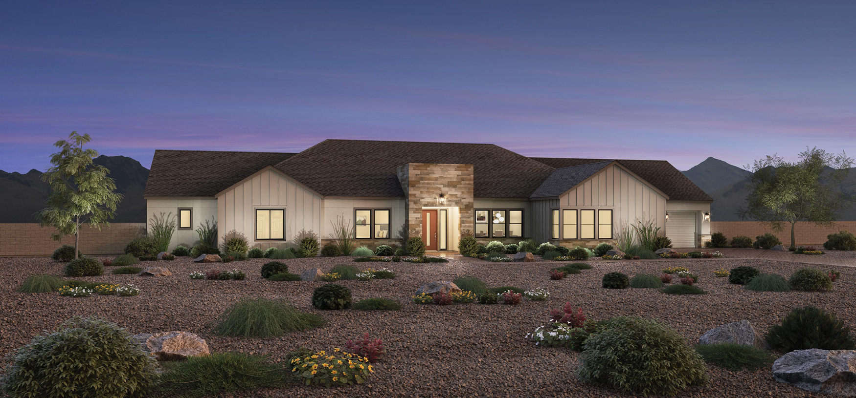 Ridgewood -  Modern Farmhouse