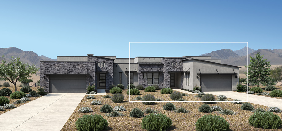 Toll Brothers - Riesley Desert Contemporary Photo