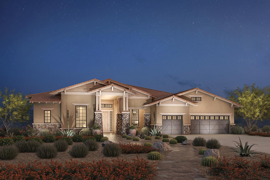 Rio Verde Az New Homes For Sale Toll Brothers At Verde River