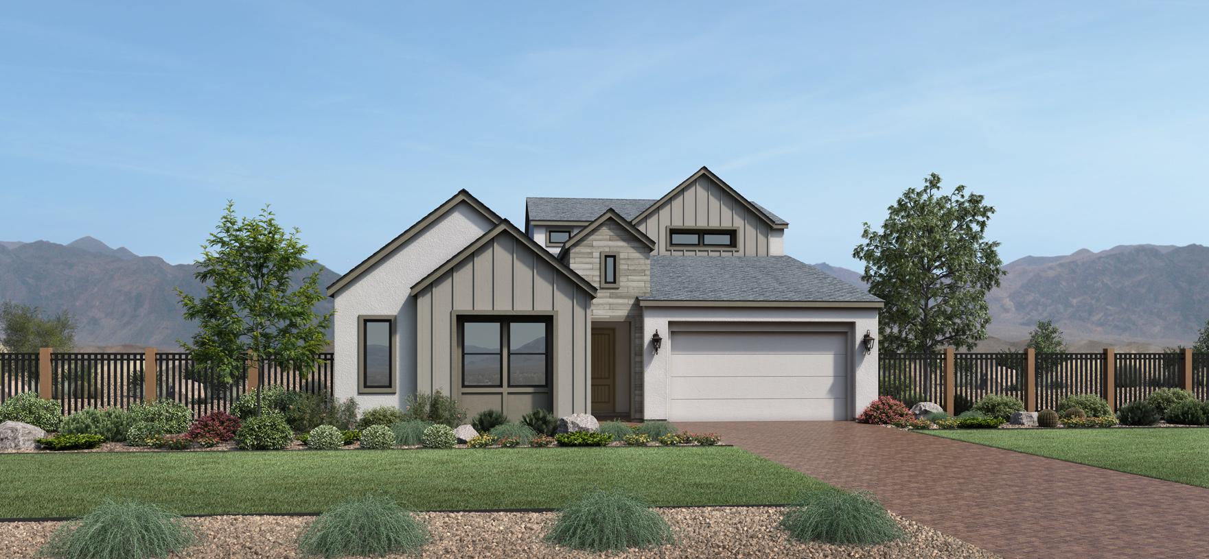 Riverton -  Modern Farmhouse