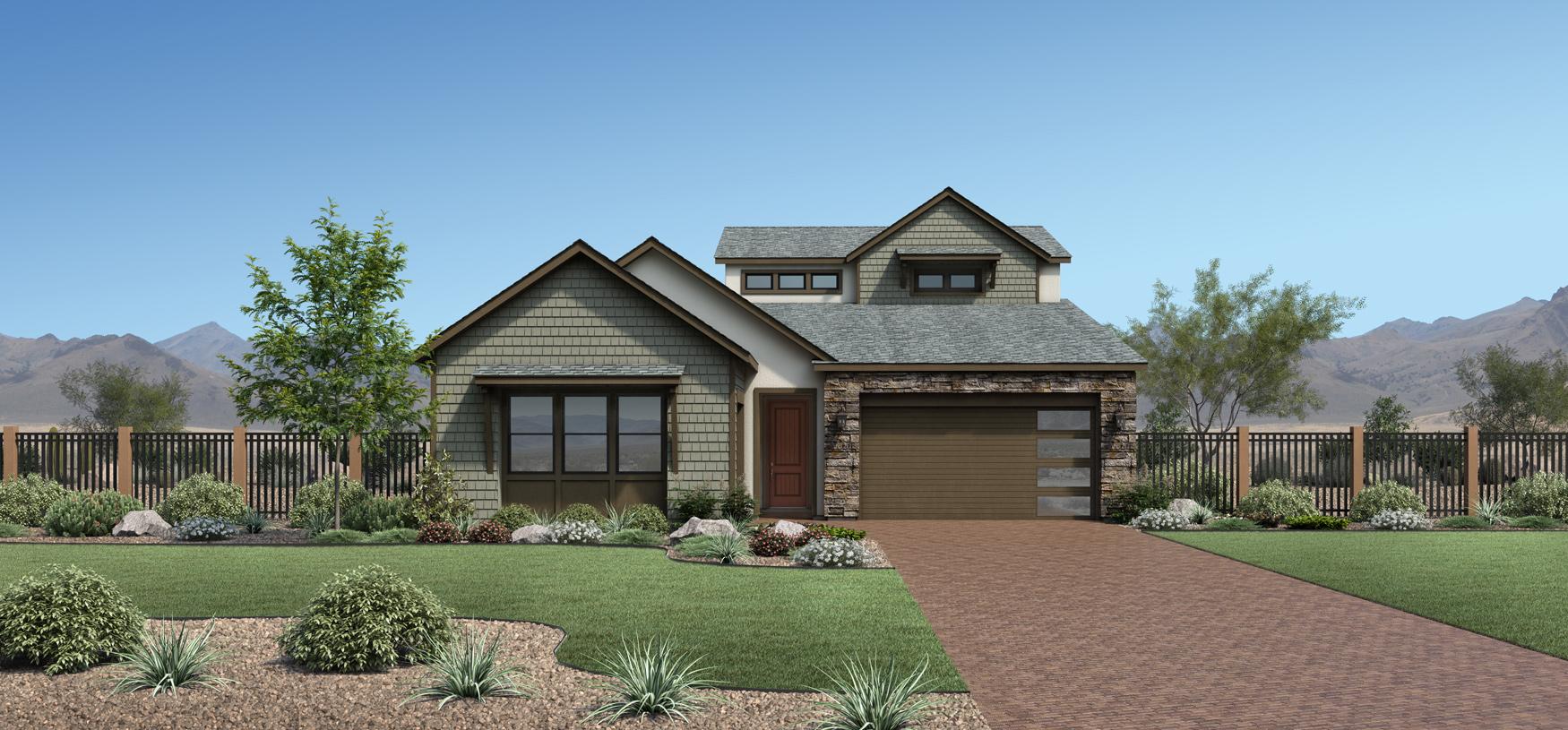 Riverton -  Modern Ranch