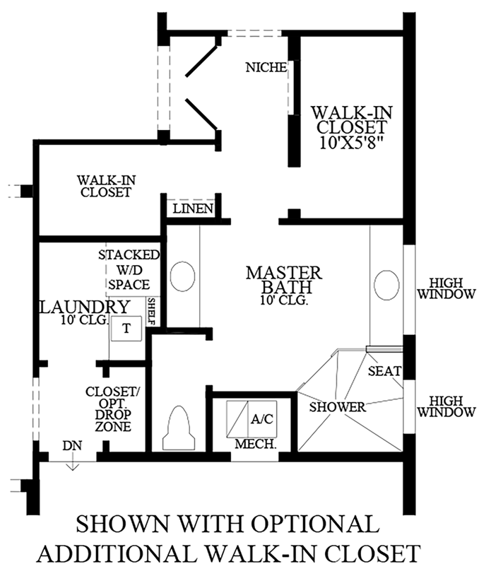Winter Garden FL New Homes for Sale – Weiss Homes Floor Plans