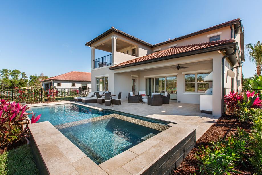Royal Cypress Preserve The Robellini Home Design
