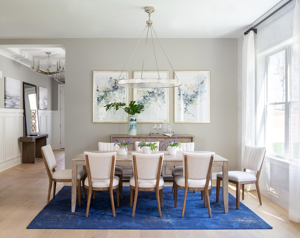 Rockledge dining room
