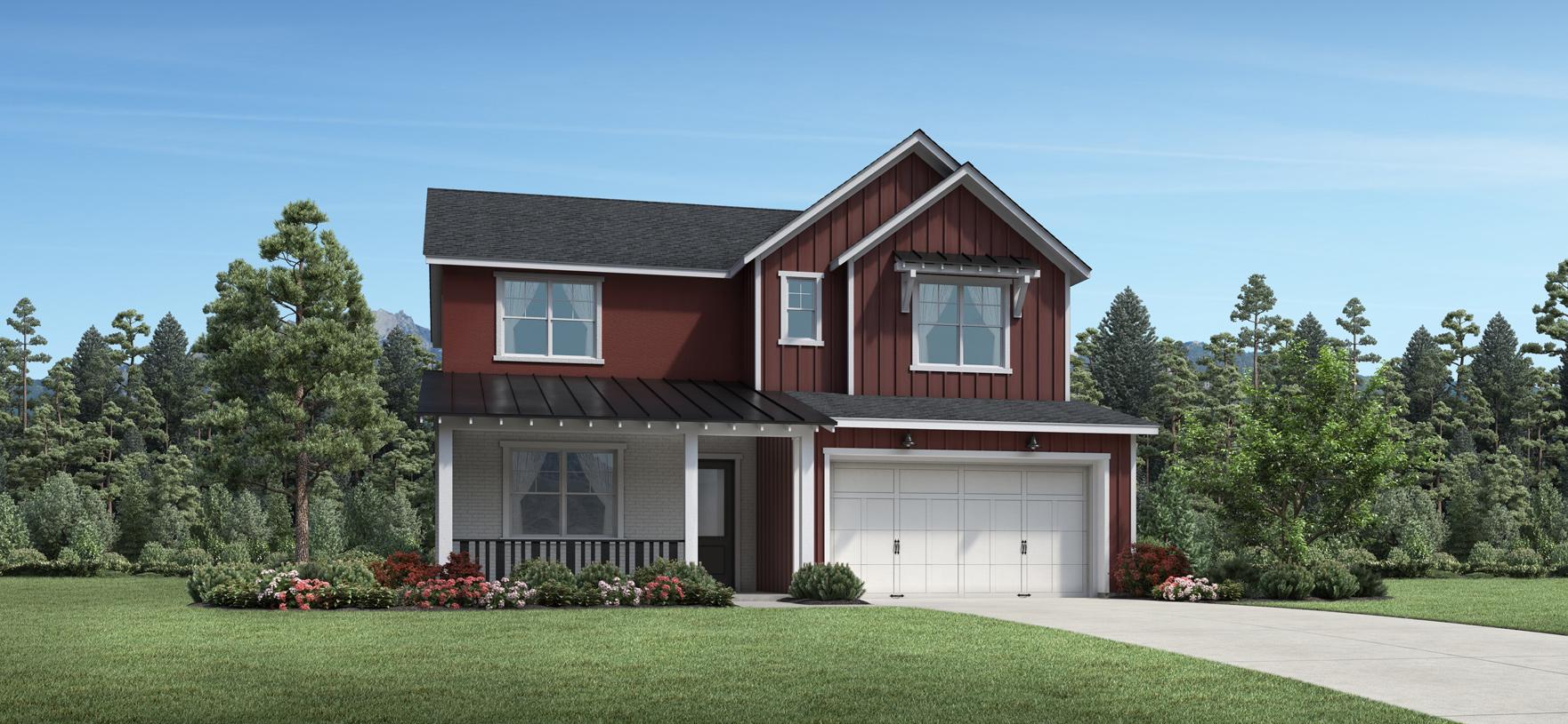 Rockport -  Modern Farmhouse