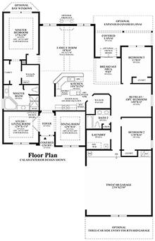 Roseberry - Floor Plan