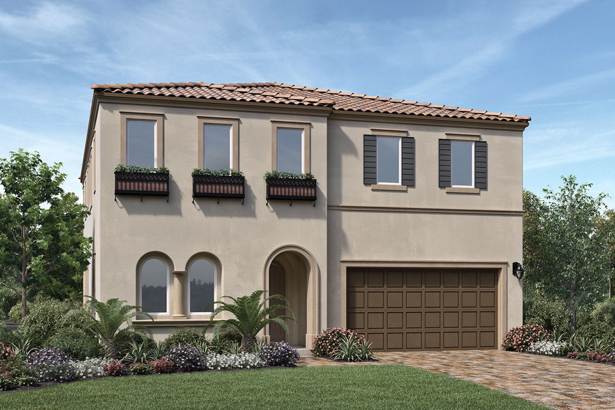 Rossmore Spanish Colonial at Porter Ranch