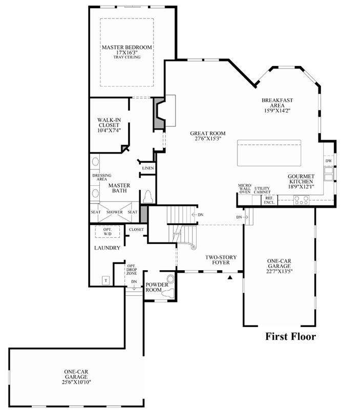Rye Hill - 1st Floor