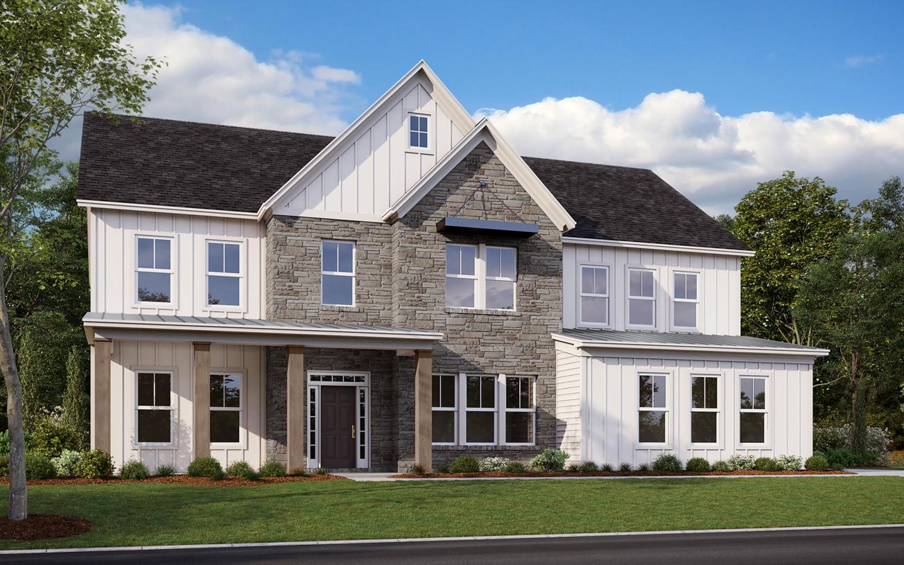 Rylan -  Modern Farmhouse