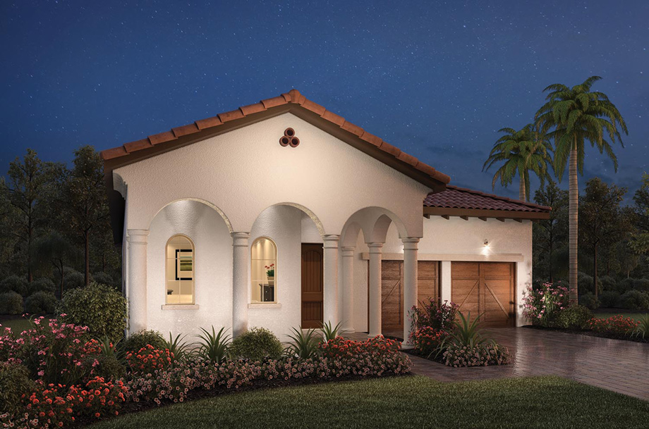 Lakeshore executive collection the madeira fl home for Spanish style homes for sale near me