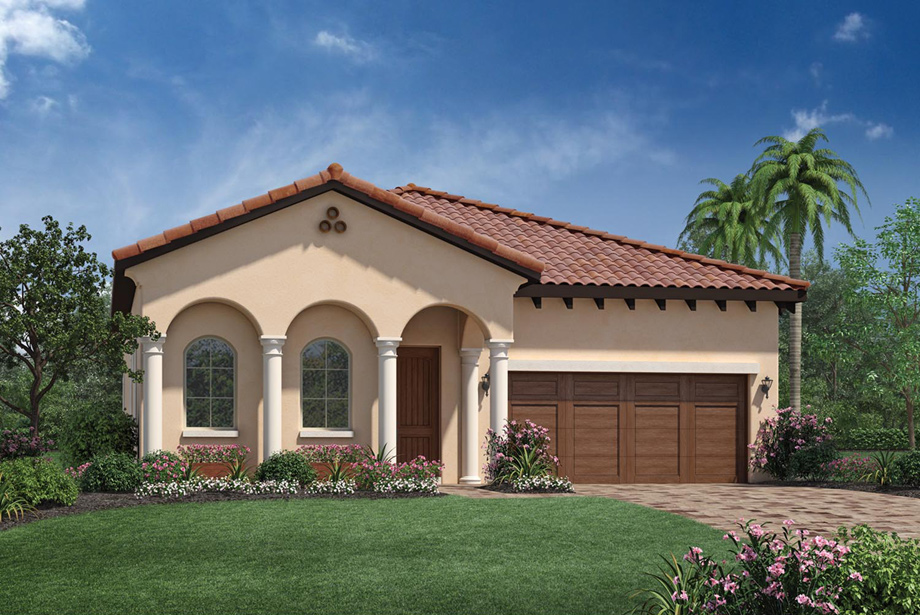 Royal cypress preserve the massiano home design for Spanish style homes for sale near me