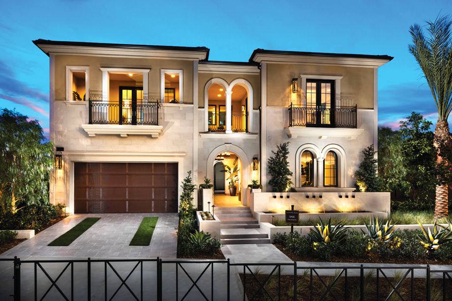 Canyon oaks the sage home design for Luxury homes for sale la