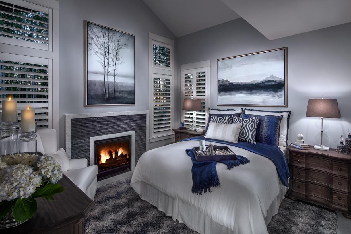 Optional main floor bedroom suite