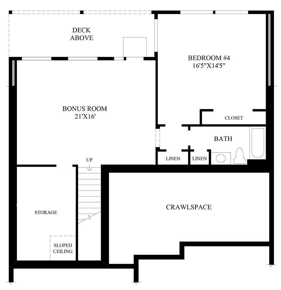 Sequoia glen executive the sahalee with basement home for Design your own basement floor plans