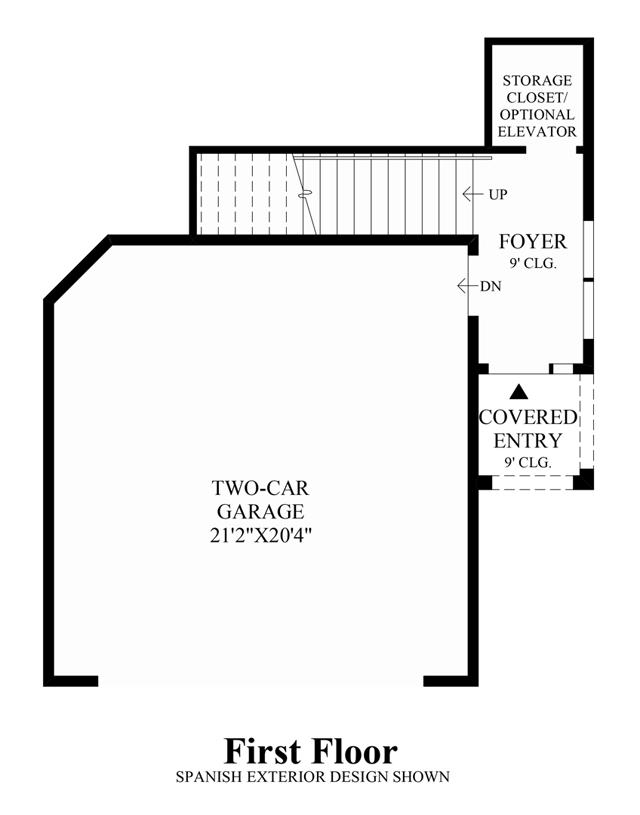Saint Martin - 1st Floor