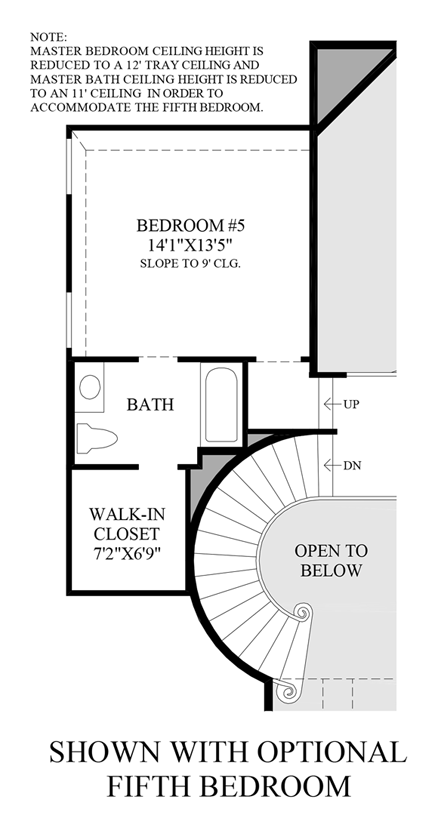 View Floor Plans. Canyon Falls   The Mirabel Home Design