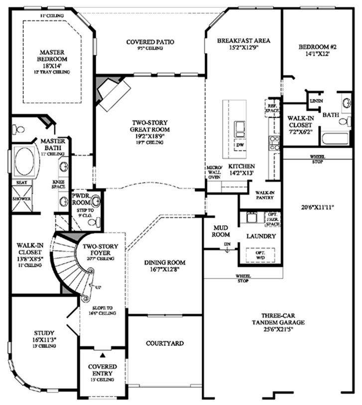 San Augustine Manor - 1st Floor