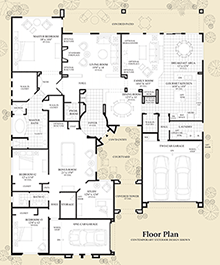 San Mateo - Floor Plan