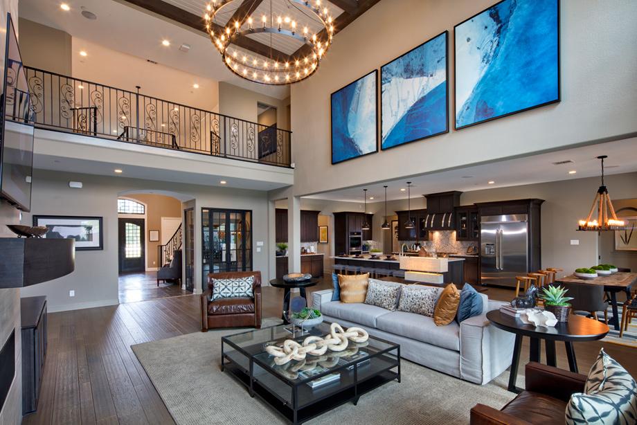 Home Design: The Venticello Home Design