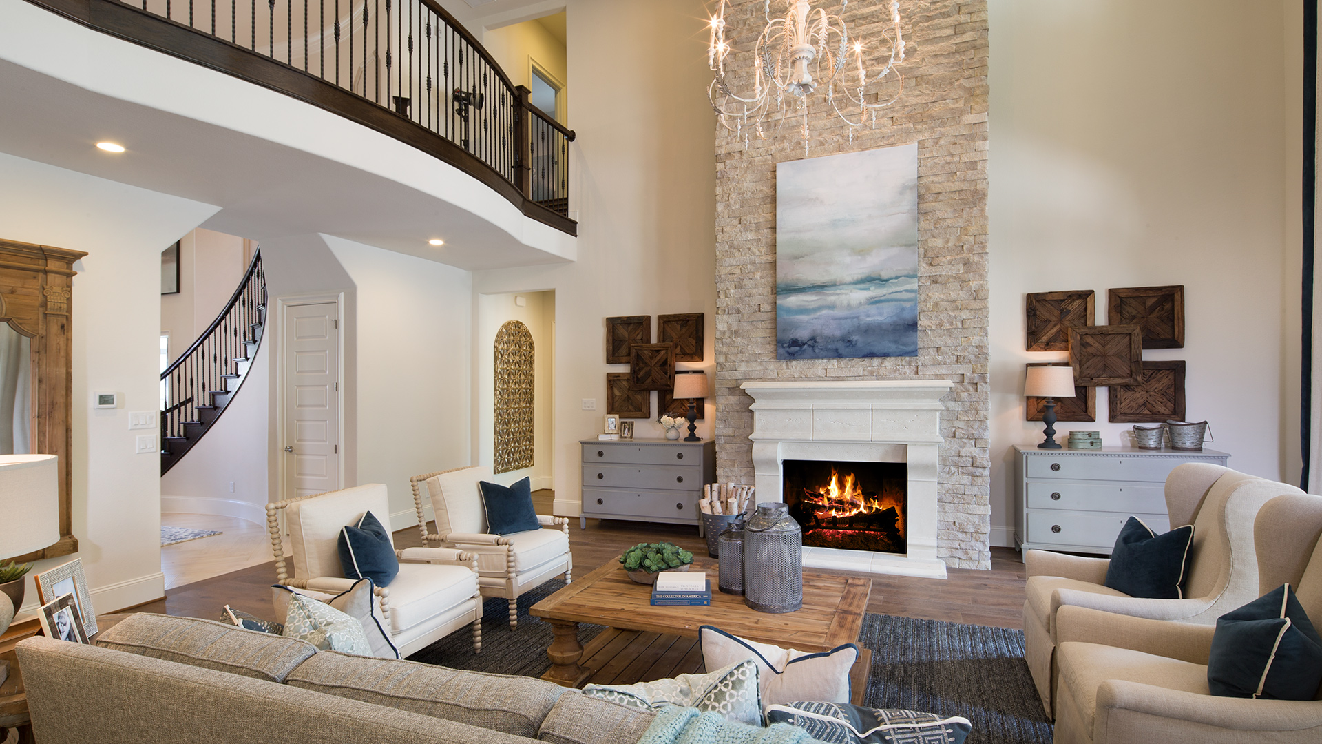 Southlake Meadows The Sandhaven Home Design