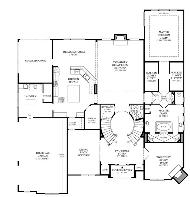 Sandhurst Manor - 1st Floor