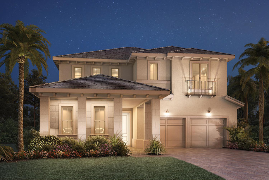 Lakeshore executive collection the sanibel home design for Lakeshore design builders
