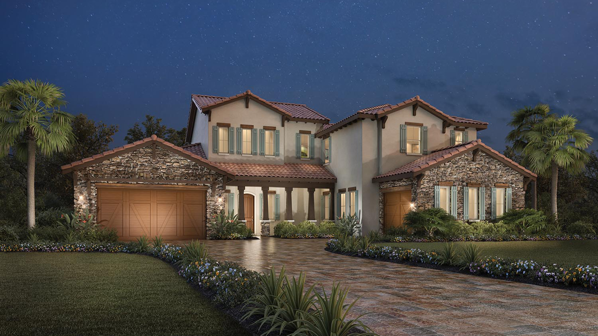 Lakeshore estates collection the santa bella home design for Lakeshore design builders