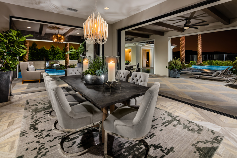 toll brothers at hidden canyon marbella collection the