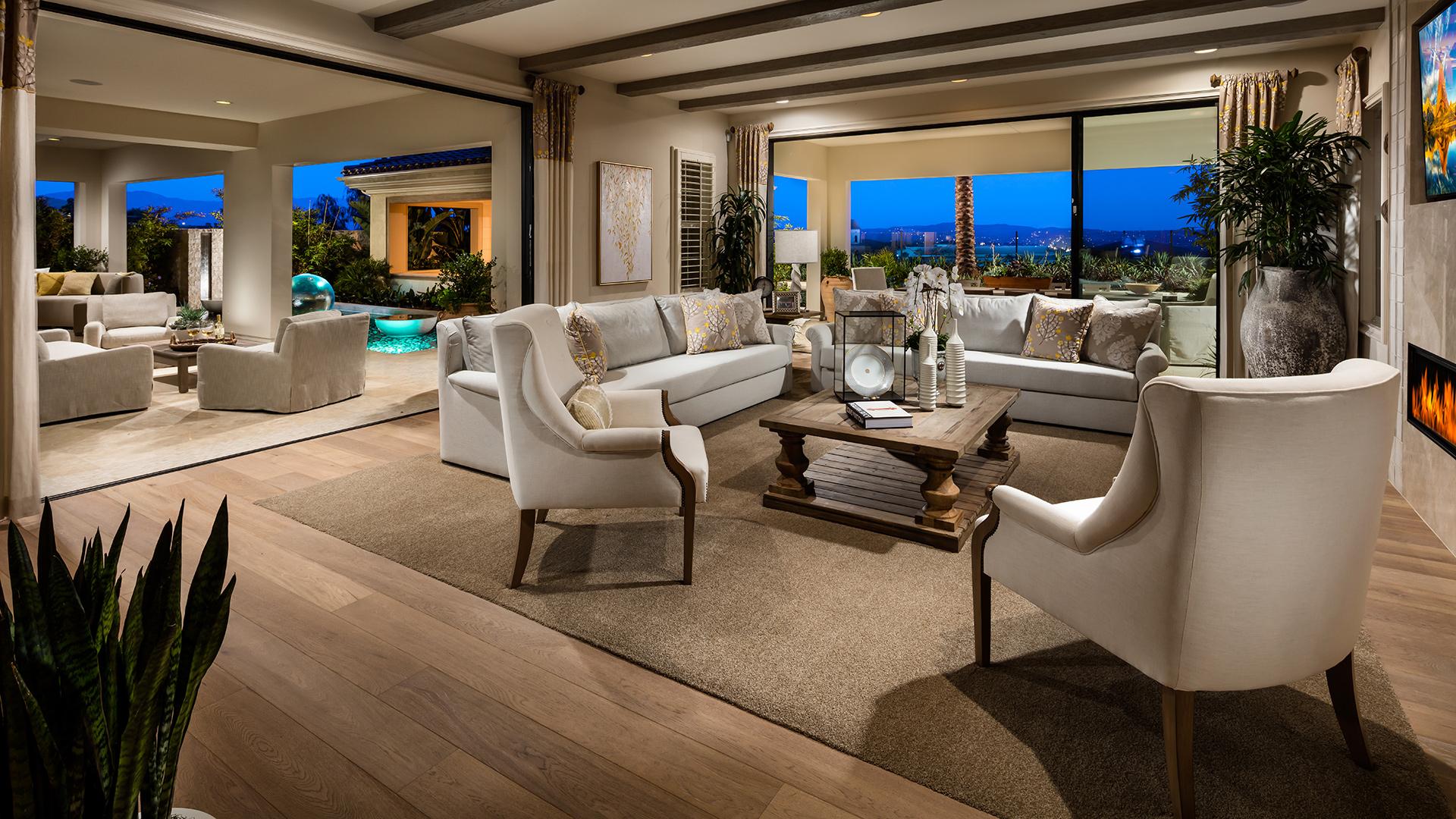 Enclave at yorba linda the santa rosa ca home design for Interior design license california