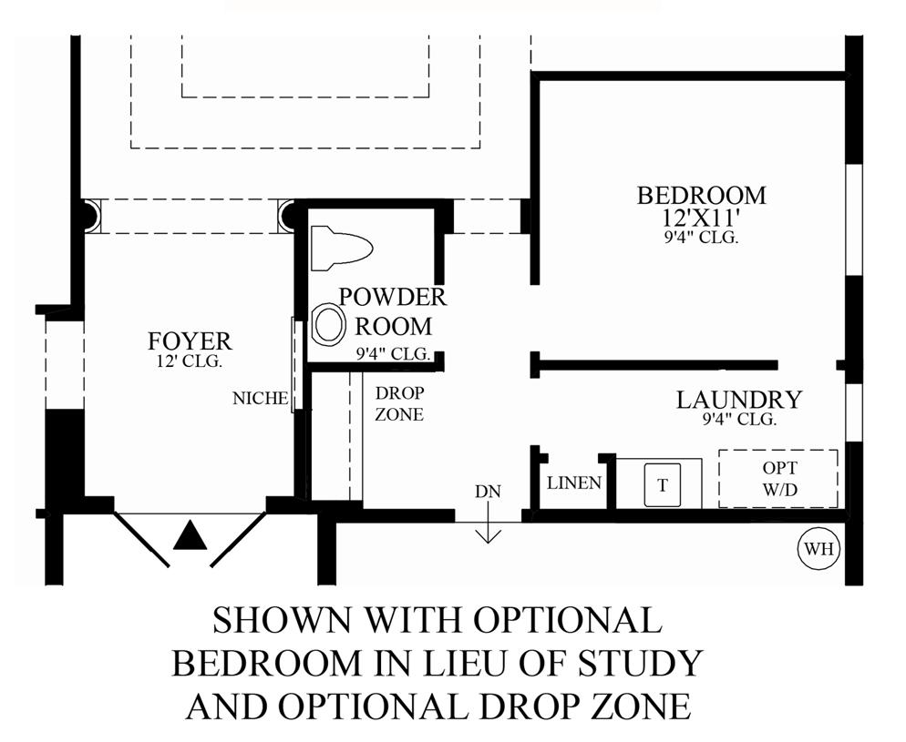 Drop zone house plans House design plans