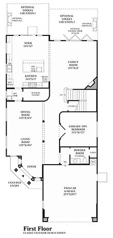 Sausalito - 1st Floor